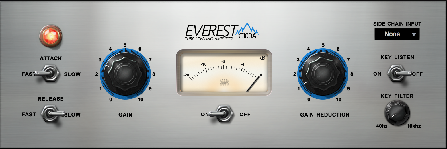 (PreSonus Everest C100A Compressor Fat Channel Plug-in [Online Code])