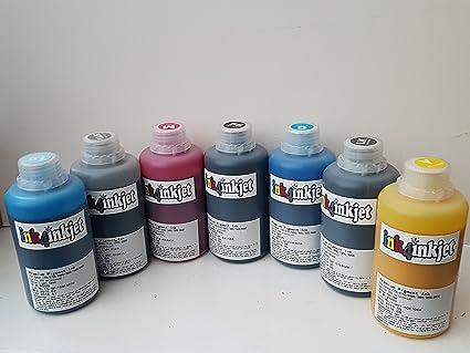 Epson Stylus Pro de tinta compatibles con Bulk - fabricados en el ...
