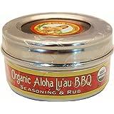 Organic Aloha Luau BBQ Seasoning & Rub (2 Pack)