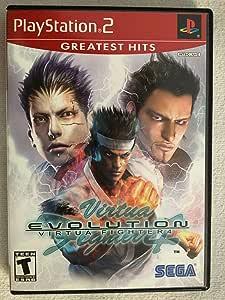 Virtua Fighter 4 Evolution - PlayStation 2 [video game]