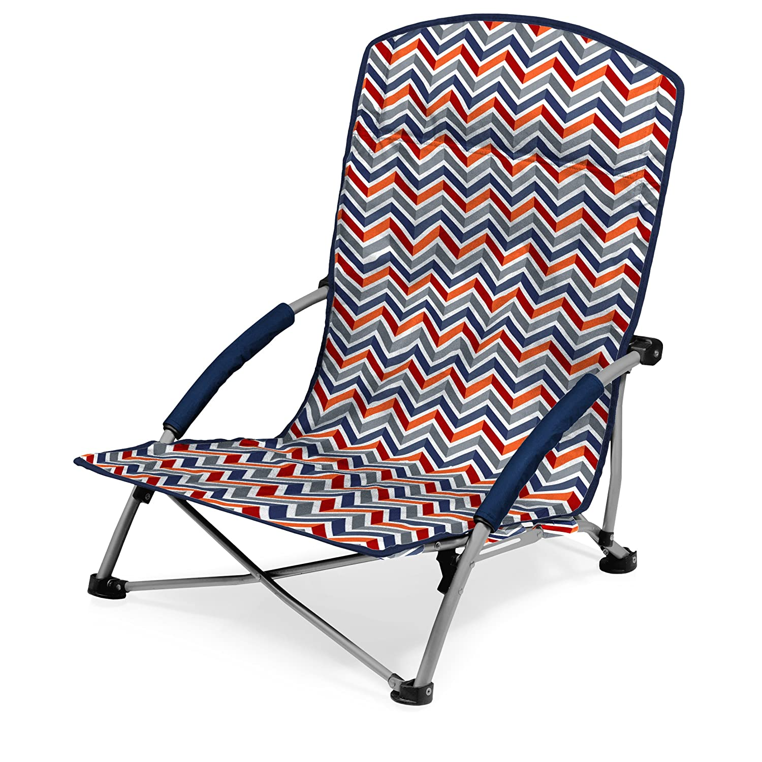 Amazon Picnic Time Tranquility Portable Folding Beach Chair
