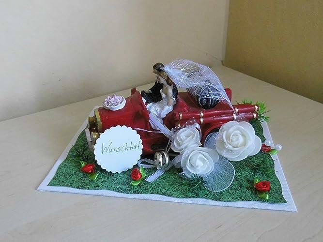 Geschenk Deko Hochzeit Feuerwehr Feuerwehrmann Deko Amazon De Handmade