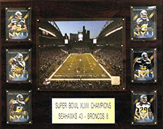product image for C&I Collectables NFL Seattle Seahawks Men's CenturyLink Field Stadium Plaque, 16 x 20
