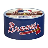 Duck FBA Brand 240740 Atlanta Braves MLB Team