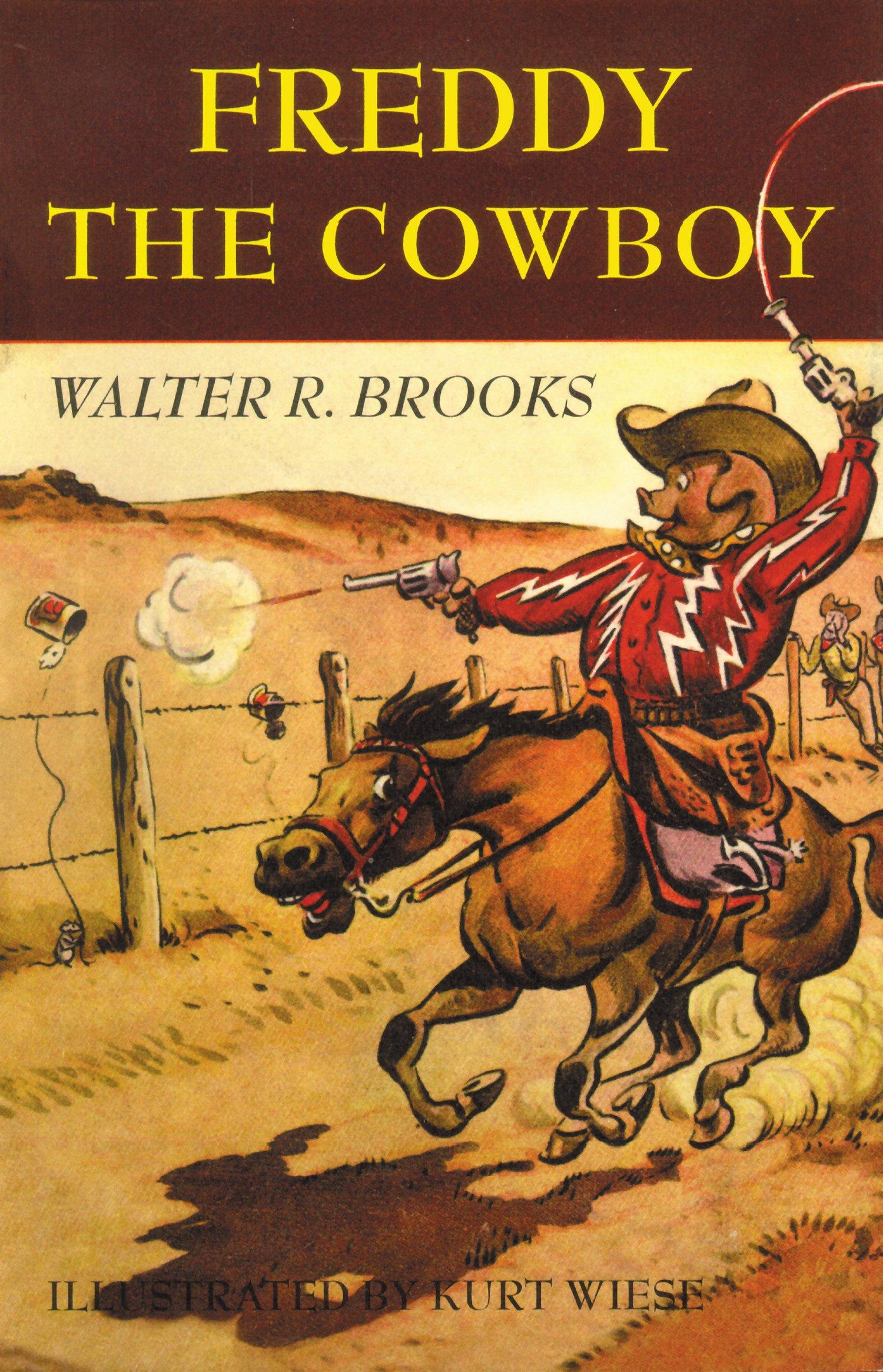 Freddy the Cowboy (Freddy the Pig)