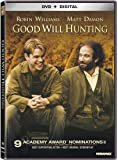 Good Will Hunting [DVD + Digital]