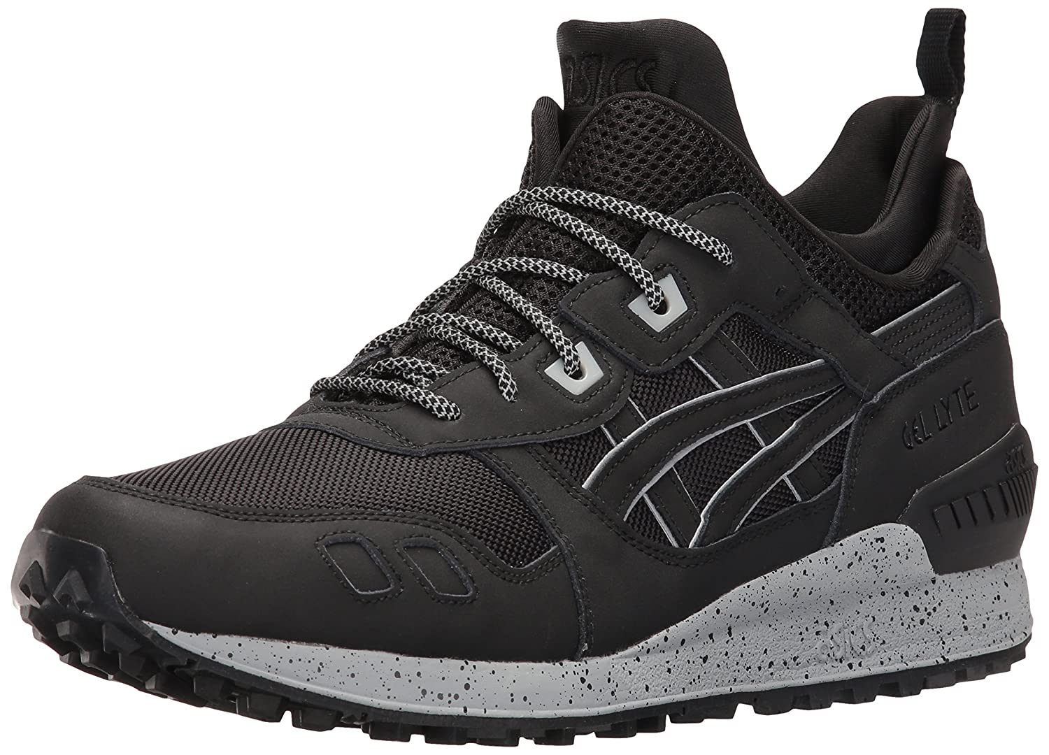 ASICS Men's Gel-Lyte MT Fashion Sneaker B01ETZSGA2 7.5 D(M) US|Black/Black