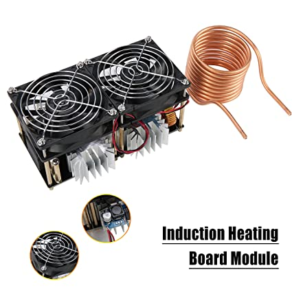 amazon com 40a 1800w zvs low voltage induction heating board module rh amazon com