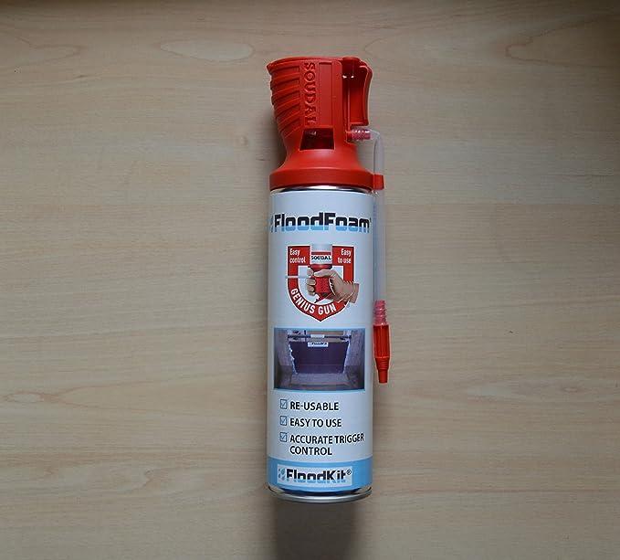 floodfoam Flexible impermeable ampliando espuma de poliuretano en ...