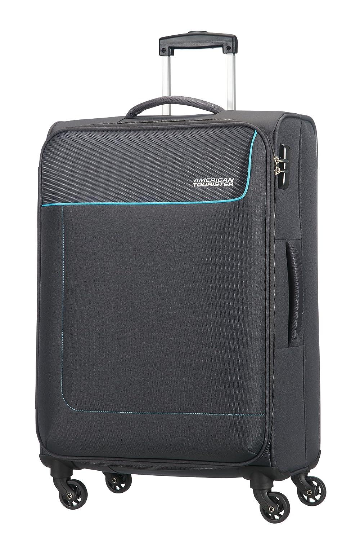 American Tourister Funshine spinner ruedas  equipaje de mano gris sparkling graphite