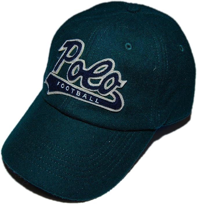 Polo Ralph Lauren - Gorra de béisbol para Hombre (Franela, Lana ...