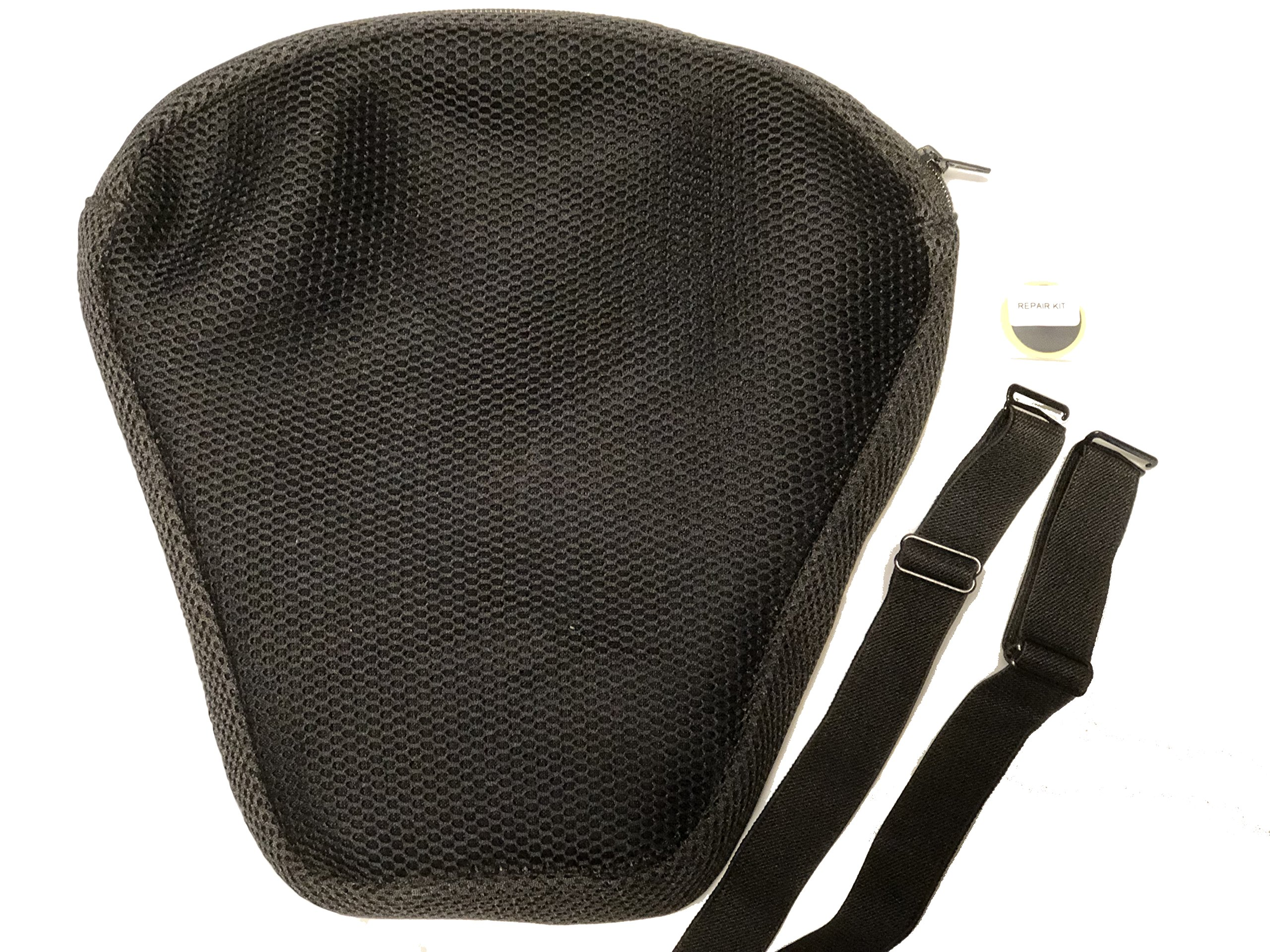 Motorcycle Dual Sport Air Seat Cushion Better than the Brand Name 2x's the Poly material insert