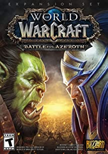 World Of Warcraft Battle For Azeroth Pc Standard Amazoncom