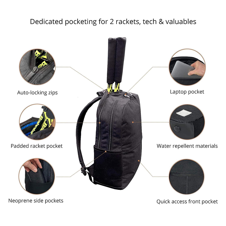 Epirus Borderless Backpack