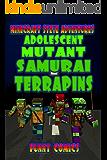 Adolescent Mutant Samurai Terrapins (Steve's Comic Adventures Book 9) (English Edition)