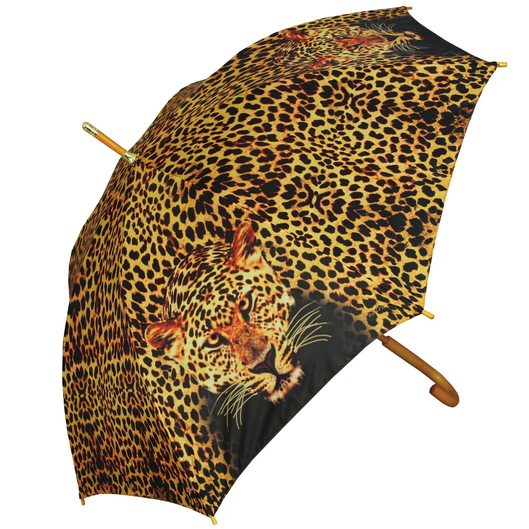 PealRa Leopard Umbrella