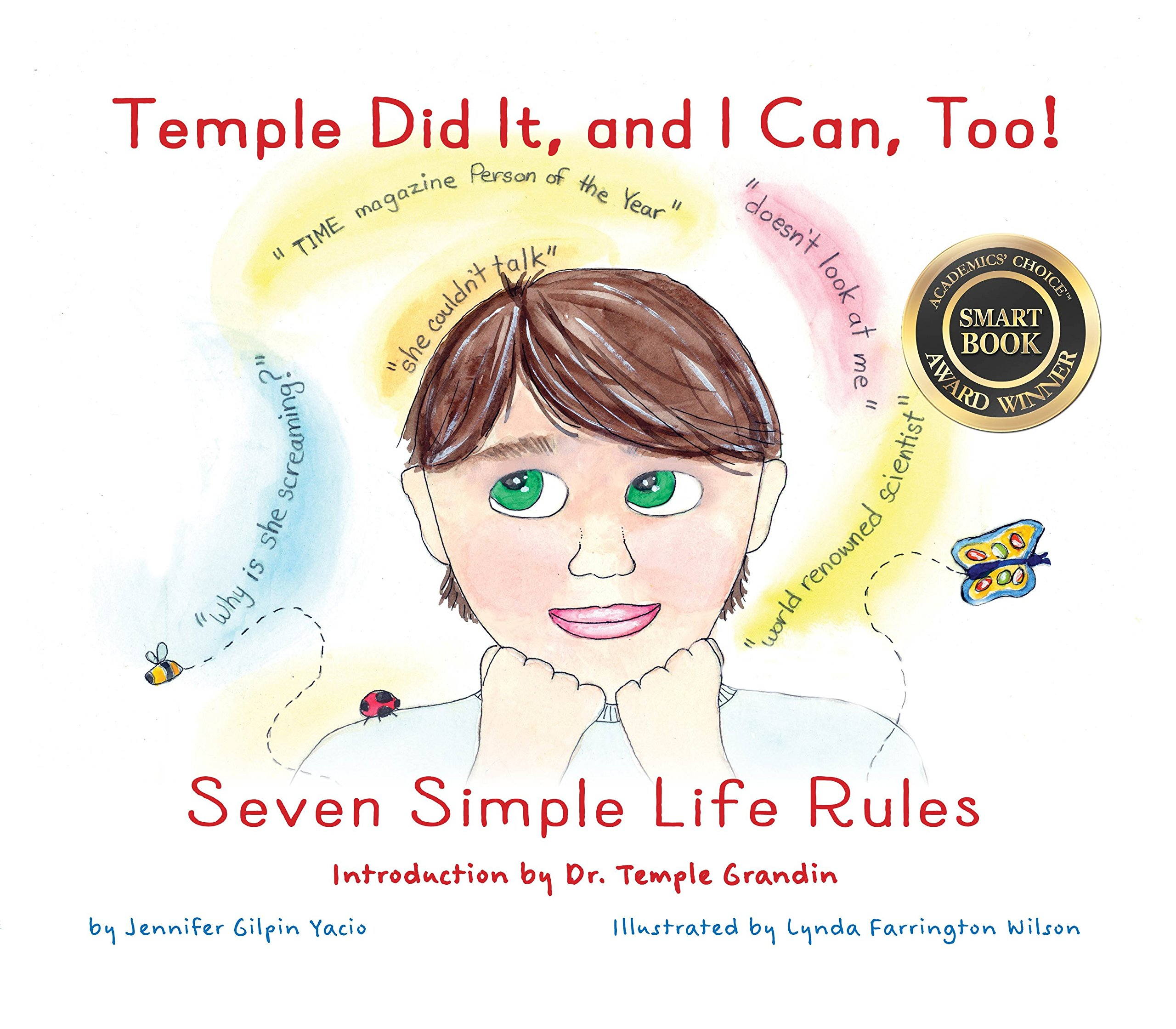 Temple Did It And I Can Too Seven Simple Life Rules Jennifer