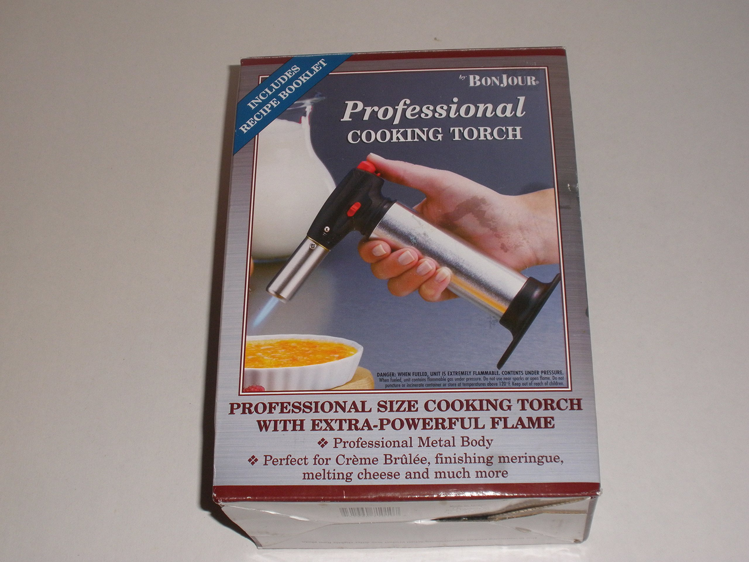 Bonjour Chef's Tools Professional Cooking Torch