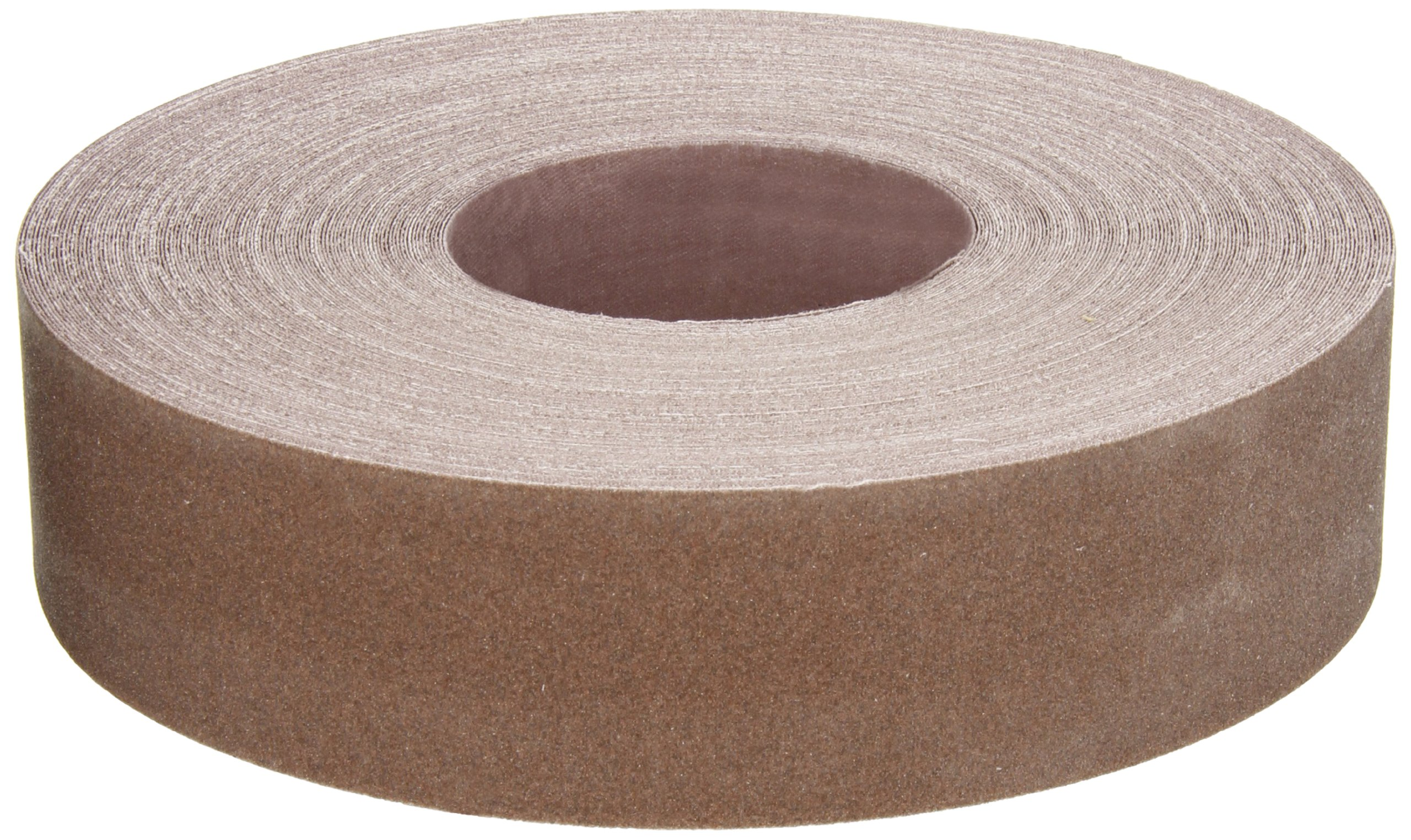 Norton K225 Metalite Abrasive Roll, Cloth Backing, Aluminum Oxide, 2'' Width x 50yd Length, Grit P120 (Pack of 5) by Norton Abrasives - St. Gobain