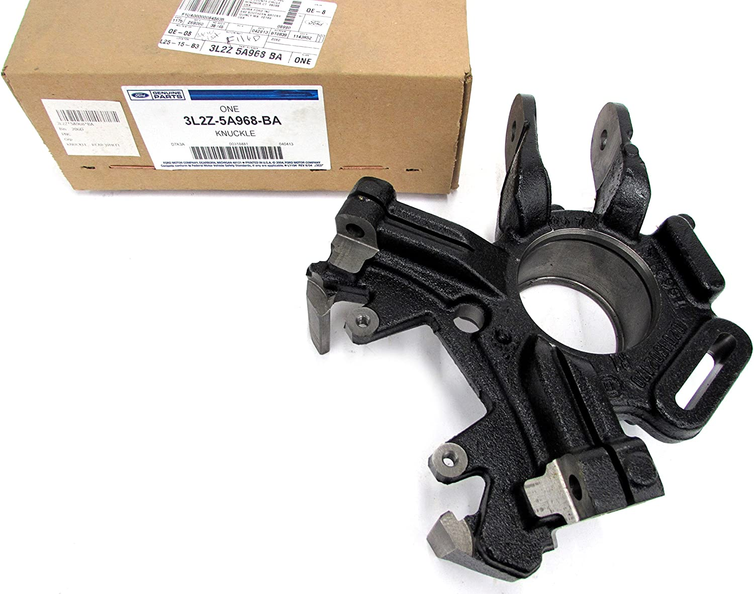 Steering Knuckle Compatible with 2006-2010 Ford Explorer Rear Right Side