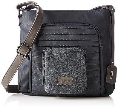 Rieker Boost Womens Messenger Tasche  Amazon.de  Schuhe   Handtaschen d6b1b021da