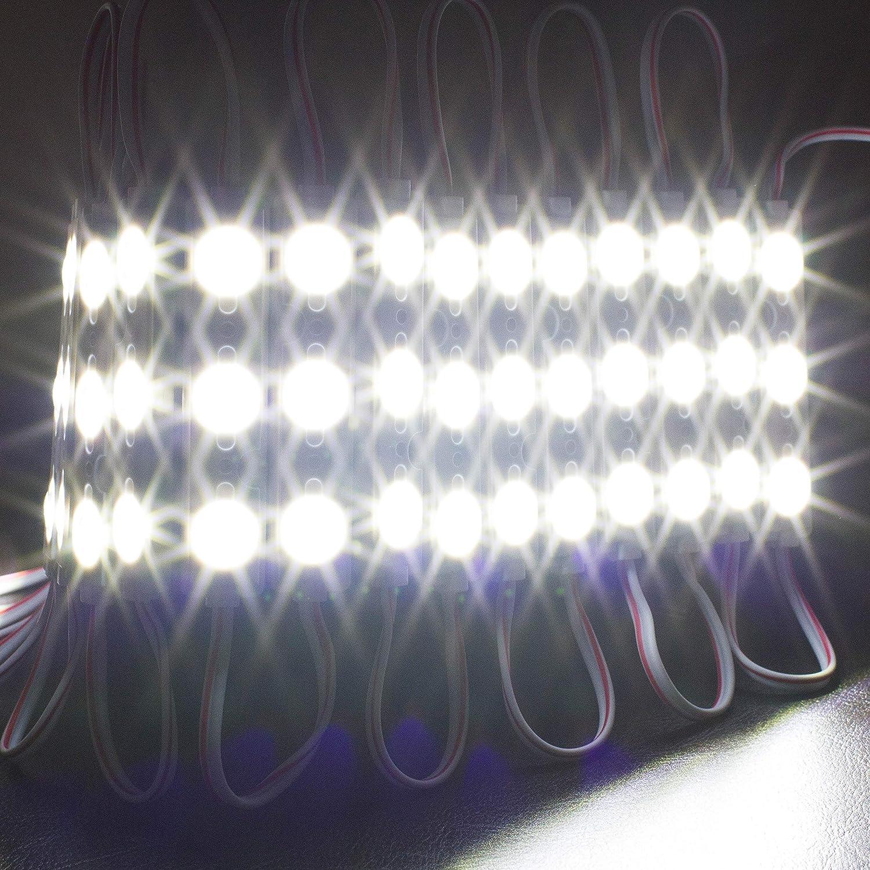UL 24v Power Supply Package 24v Super Bright storefront LED Light Pure White Z3030 Injection Module 20FT