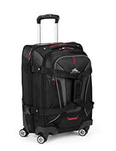 High Sierra AT7 Spinner Luggage, 22-Inch