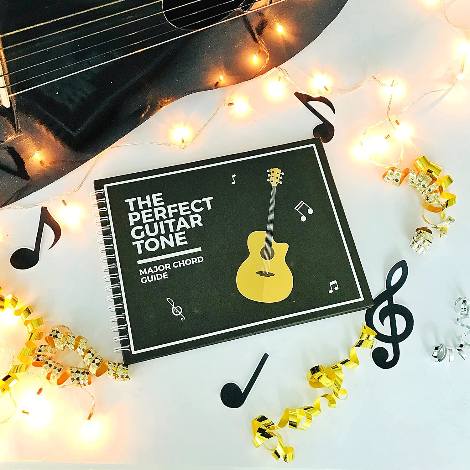 80off Best Guitarist Gifts Guitar Chords For Kids And Toddlers