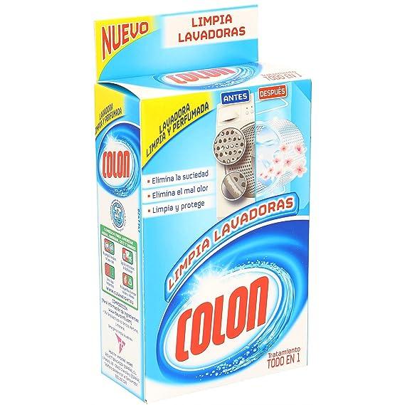 Colon limpia lavadora caja 250 ml.