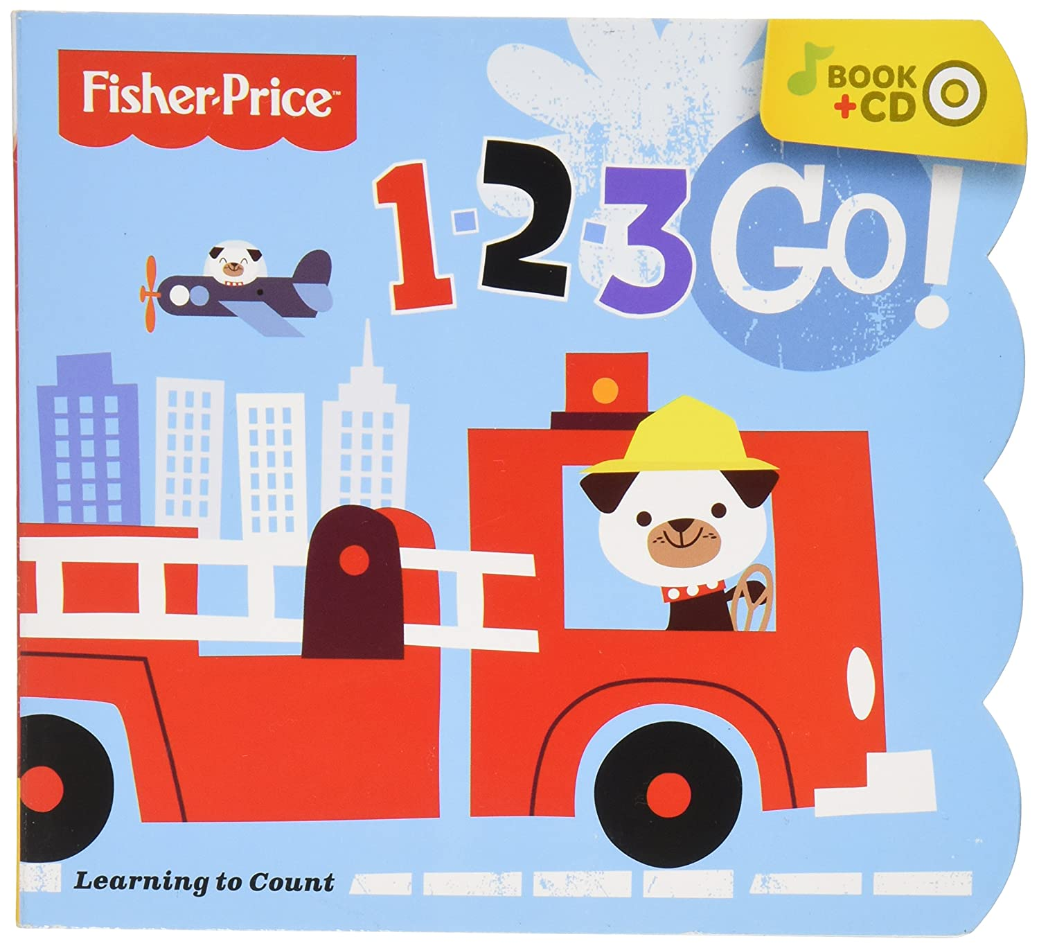 Various Artists Fisher Price 1 2 3 Go Amazon Com Music