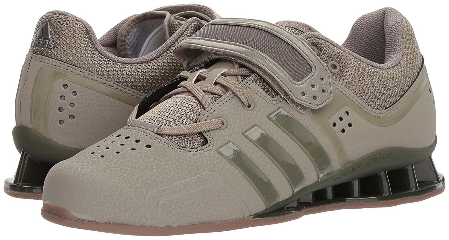 adidas Adipower Weightlift Cross Trainer B071Z88XFR 9.5 M US|Trace Cargo/Trace Cargo