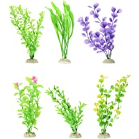 """Lomas FL7504 Plantas para Acuario 8"""" (20 cm), 6 Piezas"""
