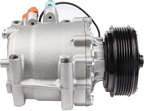Fits 2002 2003 2004 2005 A//C Compressor w// Cluth CO 4914AC Honda Civic 1.7L New