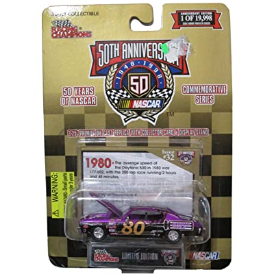 Racing Champions Nascar 50th Anniversary '70 Chevy SS #80 Car Issue #32: Toys & Games