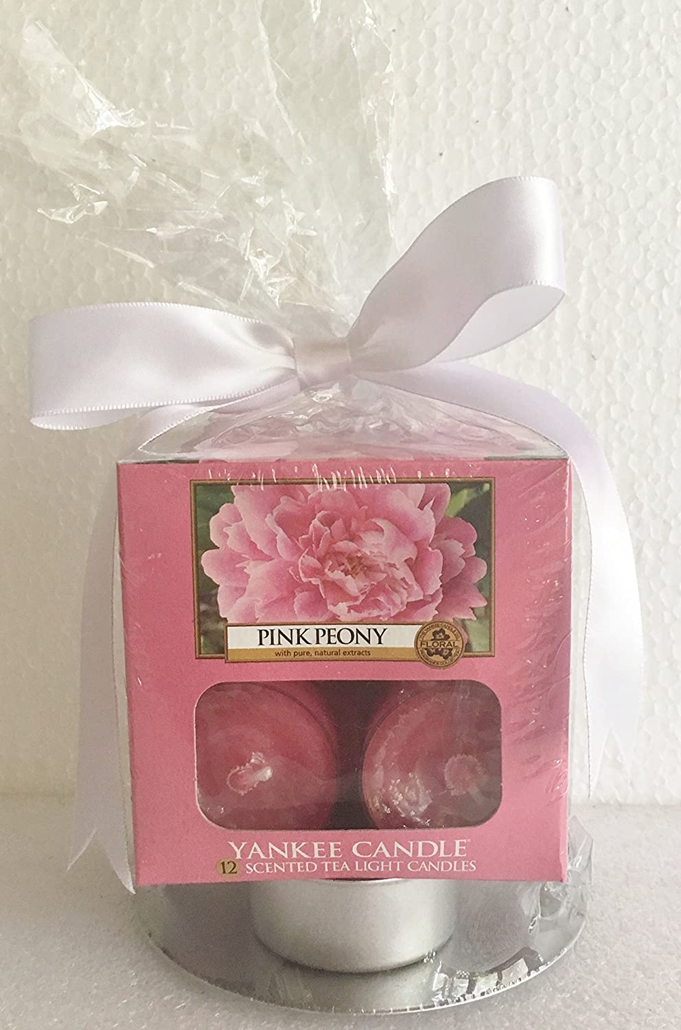 Amazon.com: Yankee Candle Dragonfly Tea Light Holder Gift Set with ...
