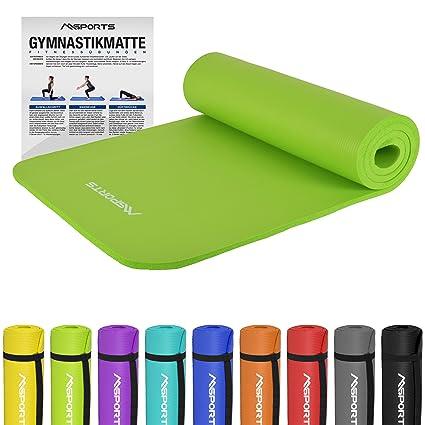 Tapis De Gymnastique Premium Avecmatelas D Exercice