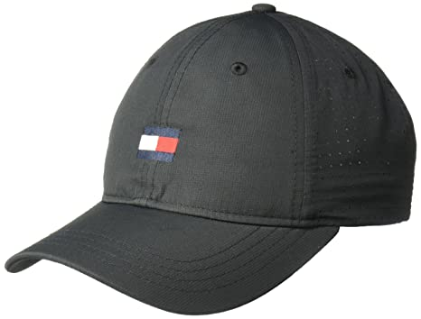 Tommy Hilfiger Men s Dad Hat Flag Golf Cap 092fa15ccef