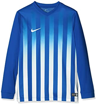 0000bc539472 Nike Children s Striped Division Ii Ls Jersey Youth Shirt  Amazon.co ...