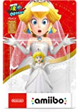 Peach (Wedding outfit) amiibo - Super Mario Odyssey (Nintendo Wii U/Nintendo 3DS/Nintendo Switch)