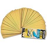 KingOrigin Premium 120-Piece Sandpaper,sandpapers,sandpaper sheet,sandpaper sheets,sand paper,sandpaper rolls,sanding…