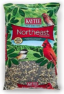 Kaytee Northeast Regional Wild Bird Blend, 7-Pound Bag