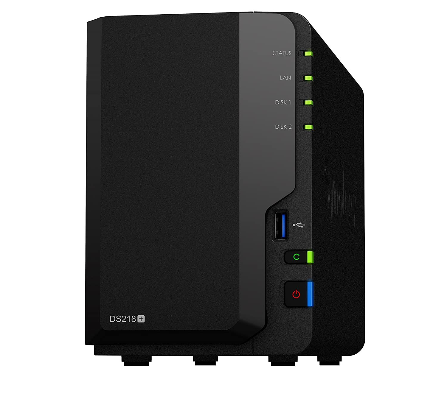 Nas Synology DS218+ (plus)