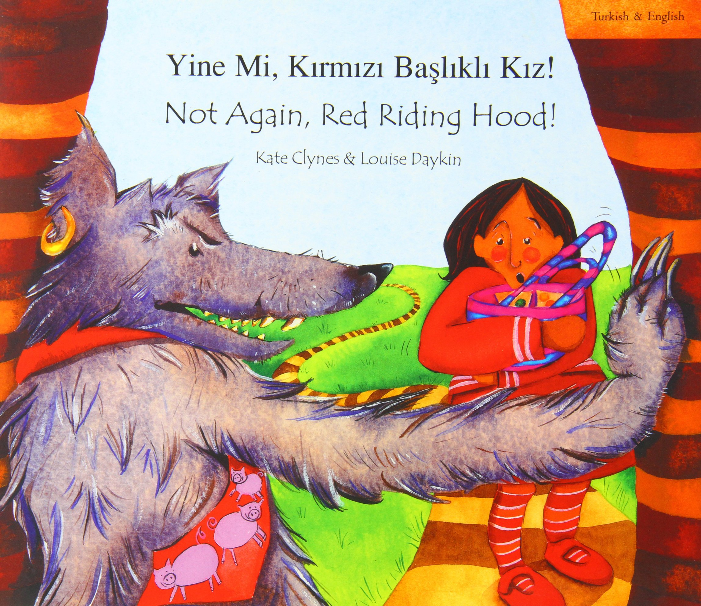 Download Not Again Red Riding Hood/Yine Mi, Kirmizi Baslikli Kiz! ebook