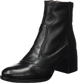 JT - Botas Chukka Mujer , color negro, talla 36 EU