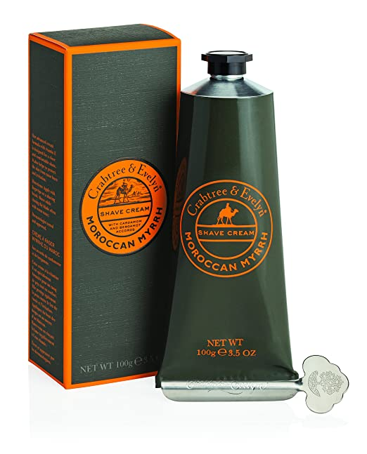 Crabtree & Evelyn Shave Cream