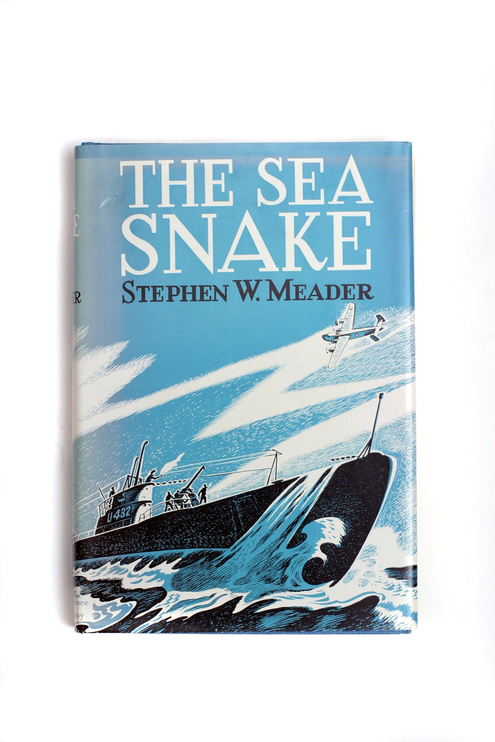 Read Online The Sea Snake pdf epub