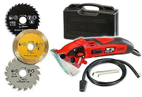 Rotorazer Compact Circular Saw & Saw Set - DIY Projects - Wood ...