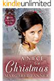 A Niece for Christmas (Spinster Mail Order Brides Book 10)