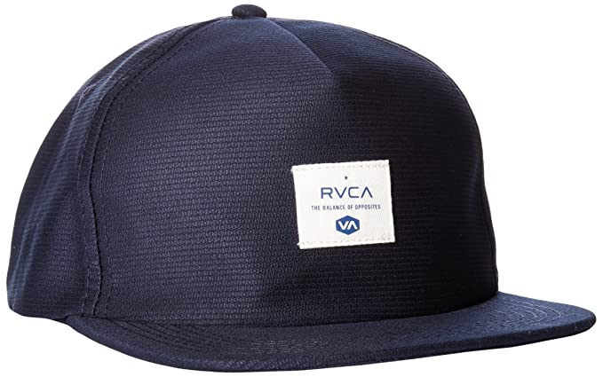Amazon.com  RVCA Men s Detour Snapback Hat 4cf5fd872cdf
