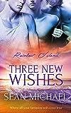 Three New Wishes: (A Gay Romance Novel) (Rainbow Island Book 3)